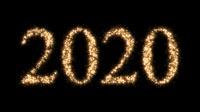 2020 In Sparkles Elegant