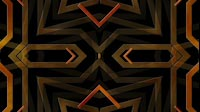 Abstract Art Deco Video Loop 4