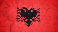 Albanian Flag Video Loop