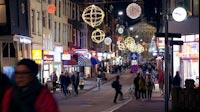 Amsterdam By Night Damstraat