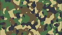 Animated Army Camouflage Background