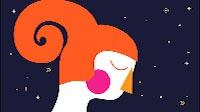 Astrology Aries Animated Illustration