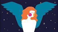 Astrology Virgo Animated Illustration