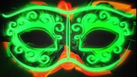 Carnival Mask 2 Shine