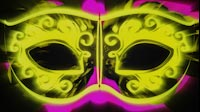 Carnival Mask 3 Shine