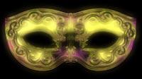 Carnival Mask Blur 1