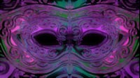 Carnival Mask Blur 2