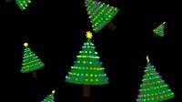Christmas Tree Rain 1