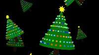 Christmas Tree Rain 2