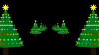 Christmas Tree Sides