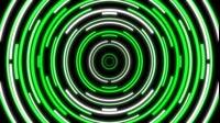 Circle Reactor Green