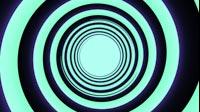 Color Circle Tunnel 7