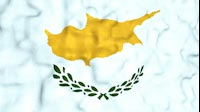 Cypriot Flag Video Loop