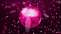 Disco Ball Pink 2