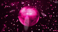 Disco Ball Pink 3