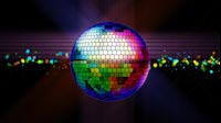 Disco Ball Rainbow-2