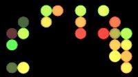 Dr Dots Colored Multi Shape