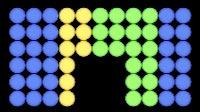 Dr Dots Colored Shape