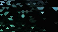 EDM Triangles Background 6 Slow