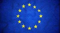 European Union Flag Video Loop