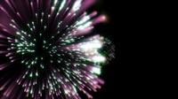 Flying Through Fireworks Style 1