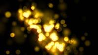 Golden NYE Particles 1