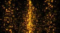 Golden NYE Particles 9