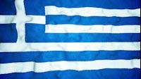 Greek Flag Video Loop