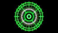 HUD Element Green