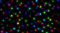 Happy Dots Slowly Moving