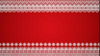 Knitted Christmas Star Background