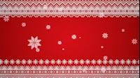Knitted Christmas Star Explode