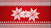 Knitted Christmas Star Grouped 2