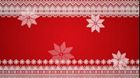 Knitted Christmas Star Pop Up