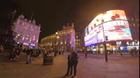London Night Piccadilly Circus 1