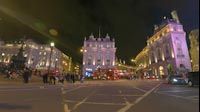 London Night Piccadilly Circus 2