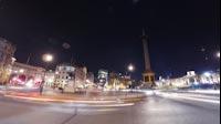 London Night Trafalgar Square