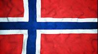 Norwegian Flag Video Loop