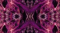 Octo Fractal Kaleida Purple