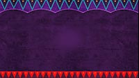 Paper Pattern Background 3 Purple