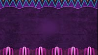 Paper Pattern Background 4 Purple