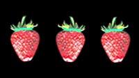Rotating Strawberries