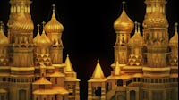 Russia Cathedral Gold 2