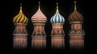Russia Towers 1