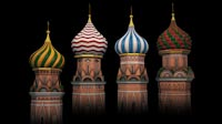 Russia Towers 3