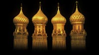 Russia Towers Gold 1