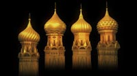 Russia Towers Gold 3