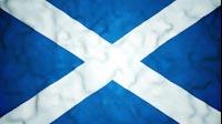 Scottish Flag Video Loop