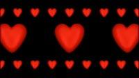 Scrolling Hearts 2