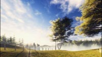 Serene Nature Scene